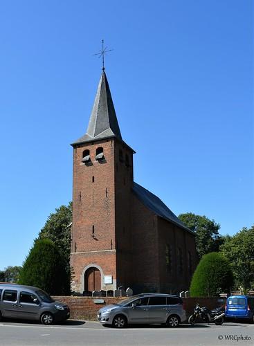 Sainte Radegonde. Louvignies. Belgique.