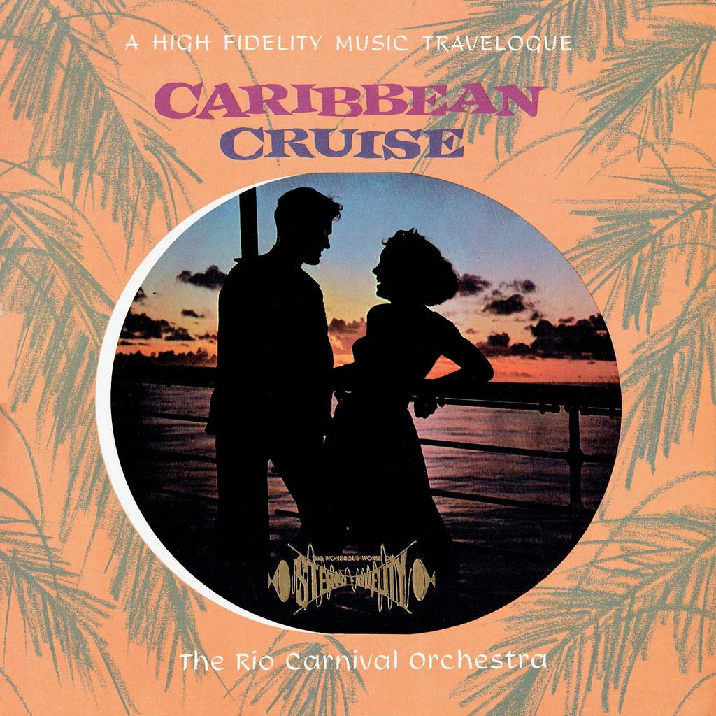 The Rio Carnival Orchestra - Caribbean Cruise