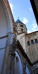Abbaye de Cluny, Saône-et-Loire, France.