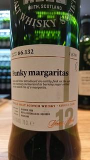 SMWS 66.132 - Funky margaritas