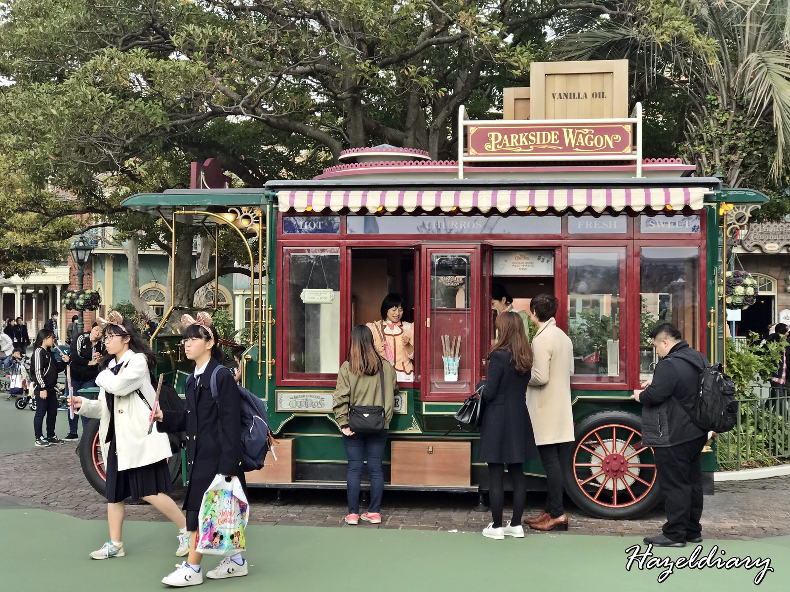 Tokyo Disneyland Japan-1