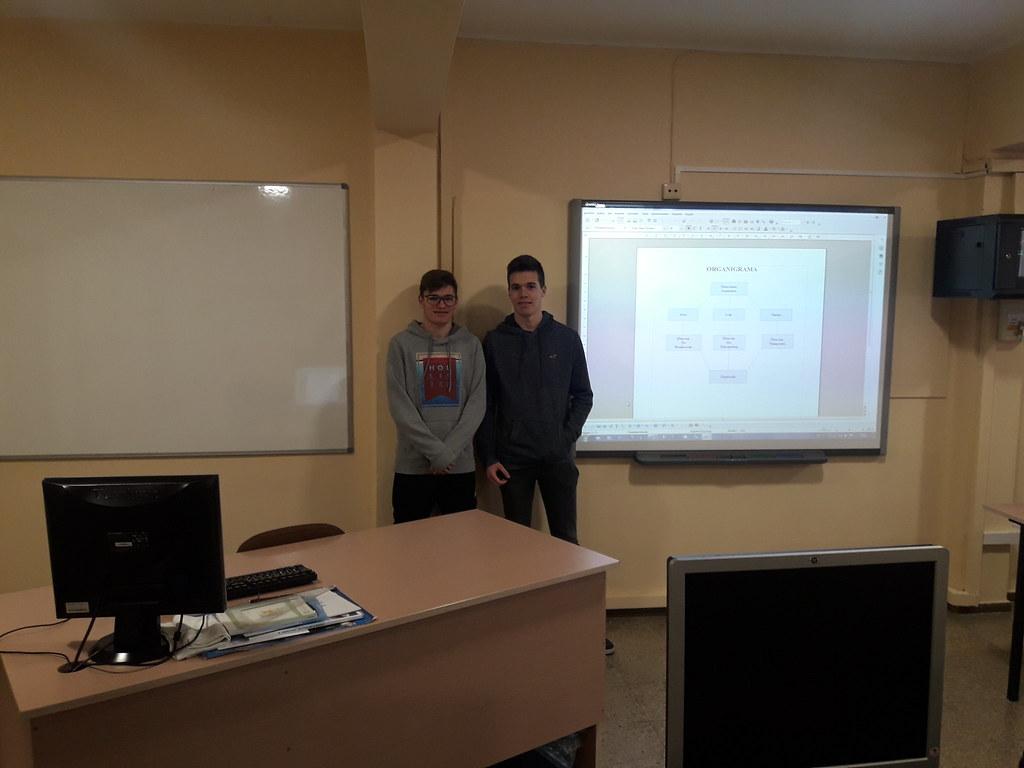 Proyectos de Empresa en el aula
