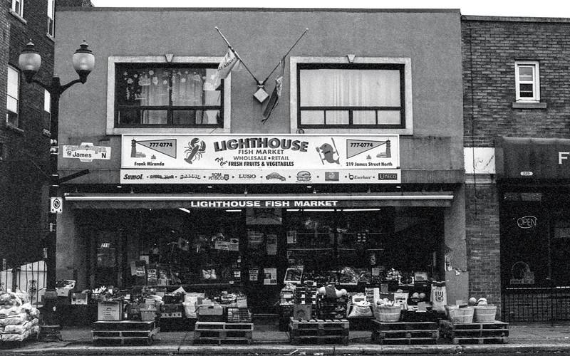Lighthouse Fish Market