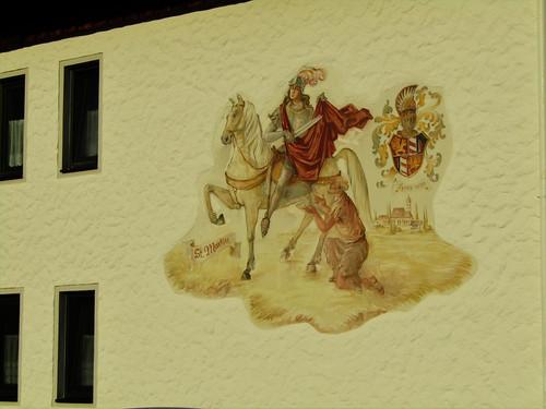 Pinswang in Tyrol, Austria