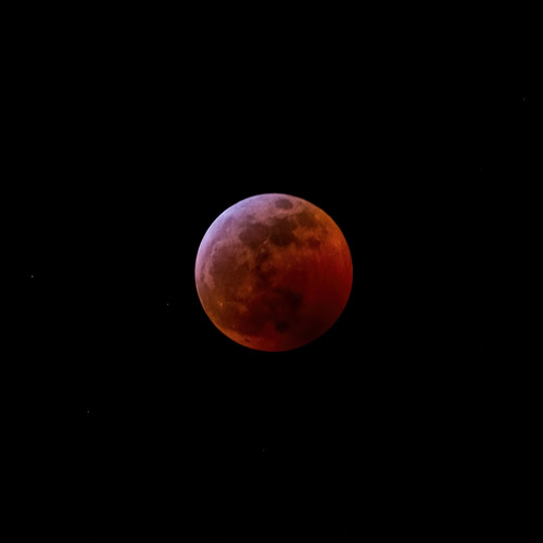 Super Blood Wolf Moon