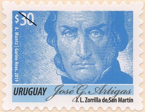 Uruguay - Definitive: José G. Artígas (January 10, 2019)