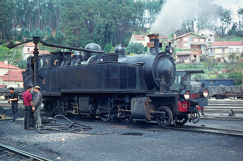 CP E210, Sernada do Vouga, 10 April 1971