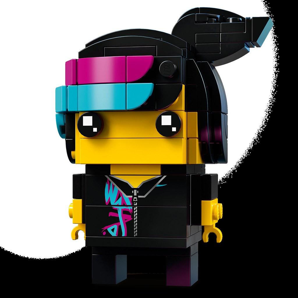 LEGO 41634~41647 BrickHeadz 系列《樂高玩電影2》四位角色公開!