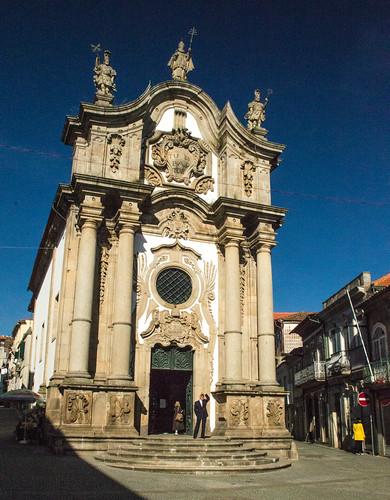 Igreja de  Sâo Paulo (Capela Nova)