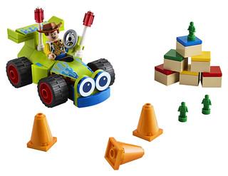 全新人偶登場!! LEGO 10766、10769、10770、10771、10894《玩具總動員4》Toy Story 4 電影盒組情報公開~