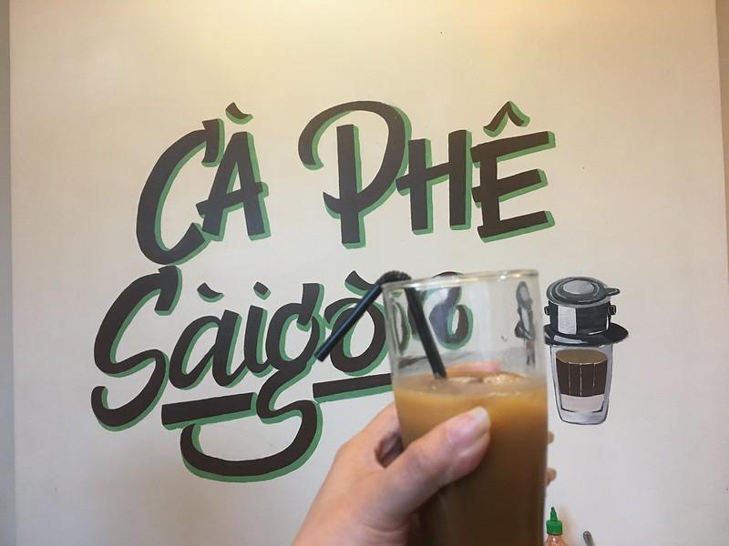 Ca Phe Saigon, Marikina