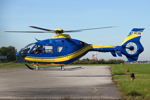 D-HCBH, Airbus Helicopter H135 for  Azerbaijan Air Rescue @ Manching ETSI