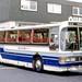 Highland Scottish: E1 (PRN125X) entering Inverness Bus Station