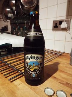 Ayinger, Altbairisch Dunkel, Germany