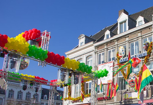 Ballonslinger Carnaval Maastricht