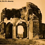1930 2019 Ninfeo decagono a cupola, Tempio di Minerva Medica a,foto d'anonimo - https://www.flickr.com/people/35155107@N08/