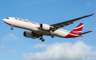 Airbus A330 Neo Air Mauritius 3B-NBU
