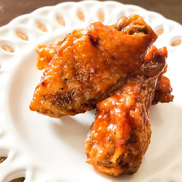 Avalon Bay Air Fried Buffalo Wings