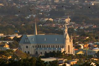 San Rafael church.