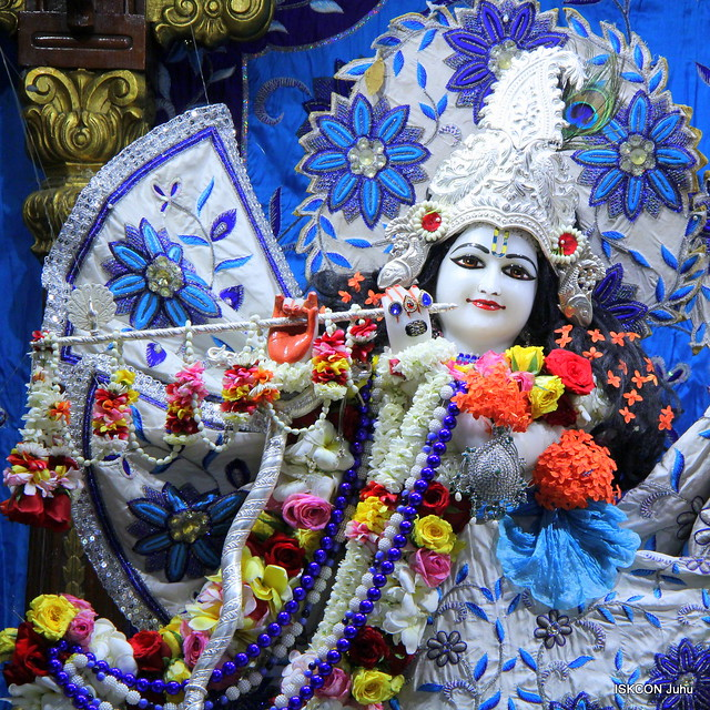 13 March 2019 Sringar Darshan ISKCON Juhu Mumbai