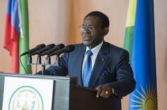 President Kagame and President Teodoro Obiang Nguema Mbasogo of Equatorial Guinea deliver press statements  | Kigali, 14 January 2019