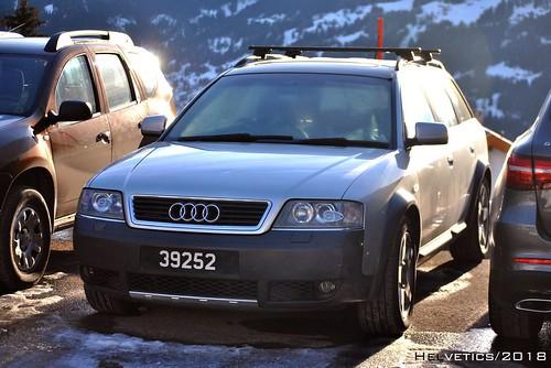 Audi A6 Allroad - Guernsey