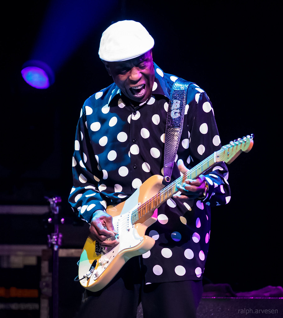 Buddy Guy | Texas Review | Ralph Arvesen