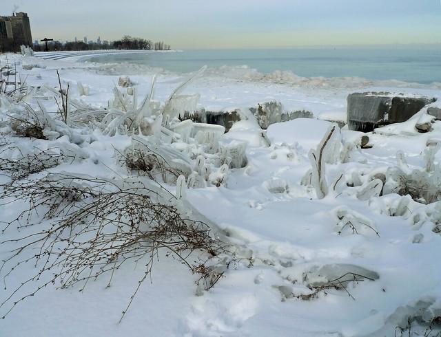 ice garden, Panasonic DMC-LX3