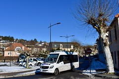 Mende - Mercedes-Benz Sprinter 65 - 05/02/19 - Photo of Saint-Bauzile