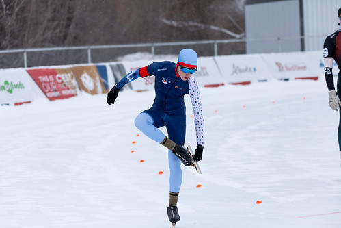 Kelly Tarala 2019-02-16 Long Track Speed Skating-42