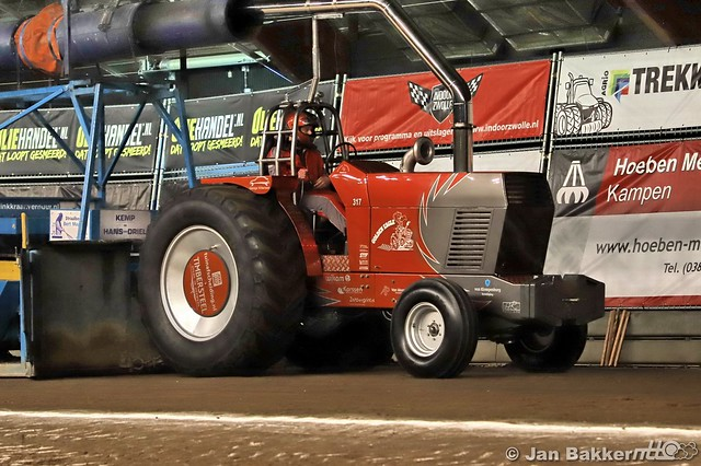 2019 Indoor Zwolle 3,4 ton Supersport