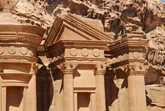 Jordania. Petra, la ciudad de los nabateos. Monasterio (21)