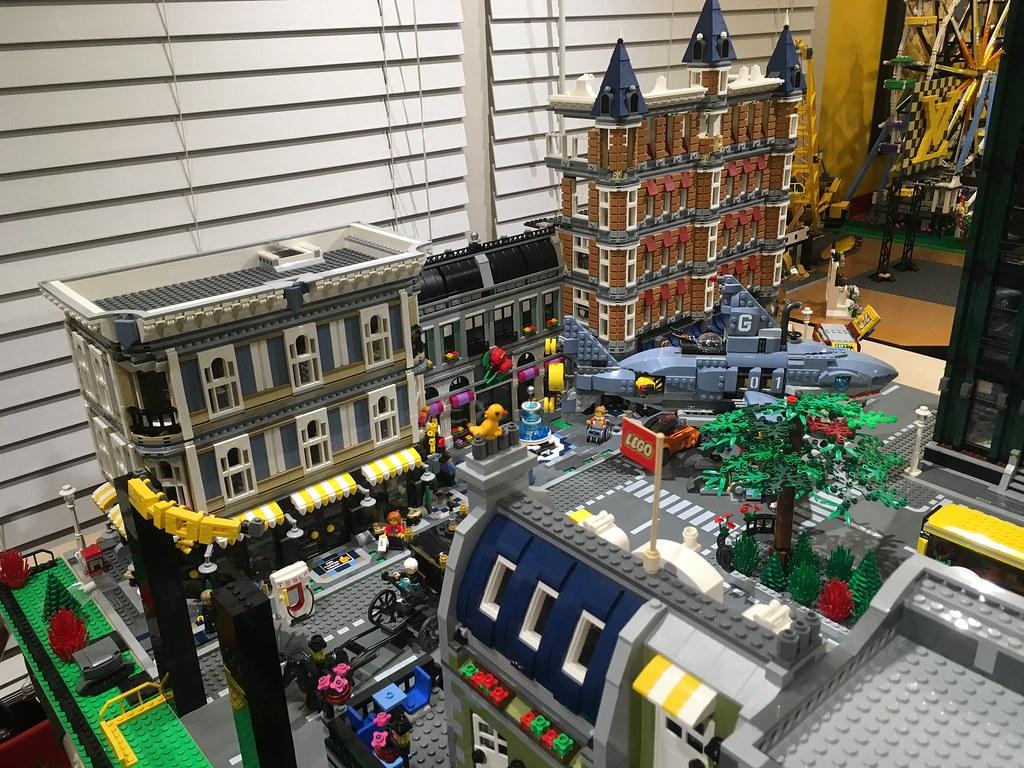 Legos...
