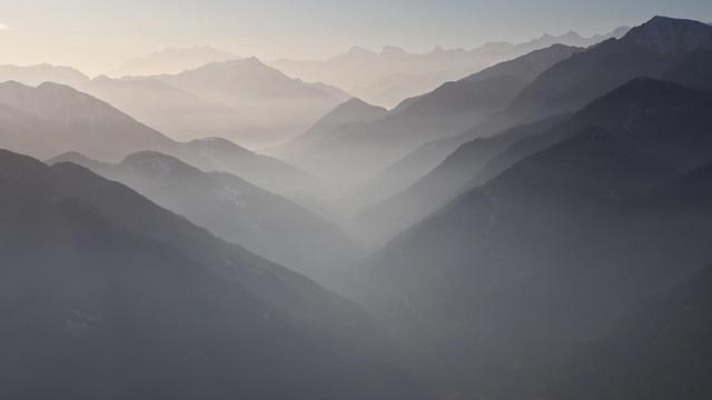 Try-out with my new camera :-) - La vista dalla Cardada - Ticino - Svizzera