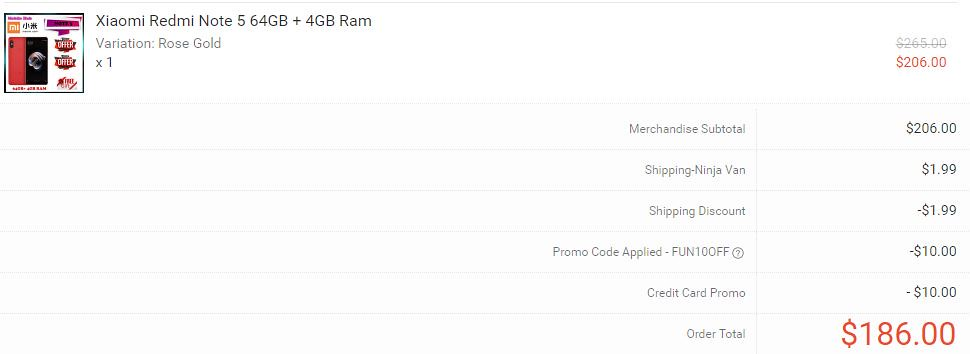 Xiaomi Redmi Note 5 - Page 295 - www hardwarezone com sg