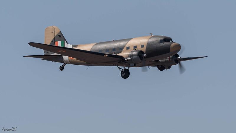 IAF DC-3 Dakota 'Parashurama'
