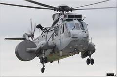 Sea King ASaC Mk7, 849 NAS, Royal Navy, ZE422