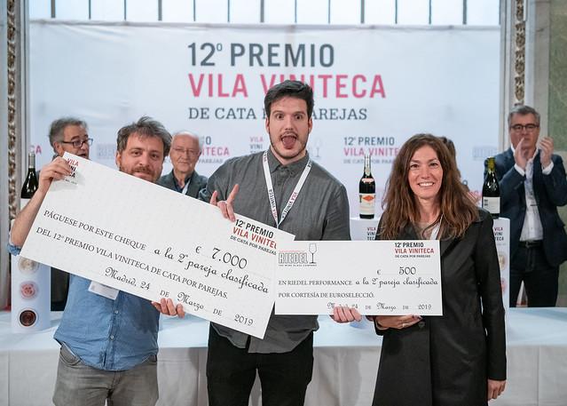 12º Premio Vila Viniteca de Cata por Parejas - Fase Final