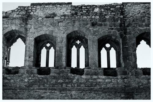 Fünf Fenster