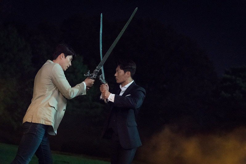 Hyun Bin And Park Hoon In Memories Of The Alhambra