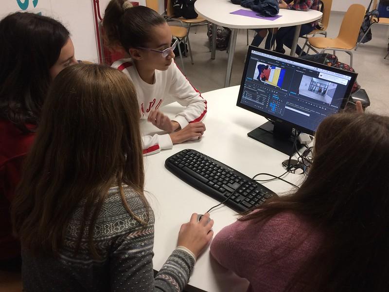 Taller Creació Audiovisual