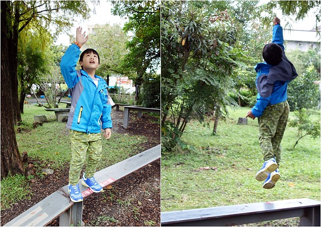 FILA 兒童氣墊慢跑鞋 足弓支撐鞋墊 (8)