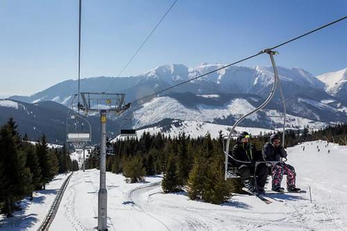Šestihodinový skipas do lyžařského střediska BACHLEDKA s 30% slevou