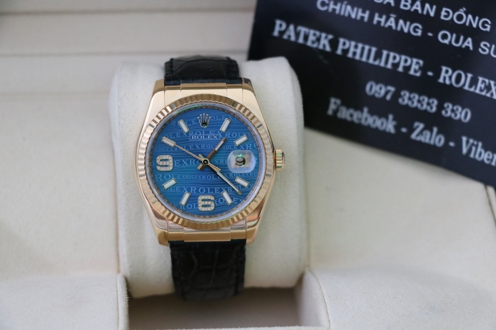 cửa hàng thu mua đồng hồ rolex cũ chính hãng