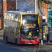 11A Outer Circle yellow livery bus upgrade - Lordswood Road, Bearwood