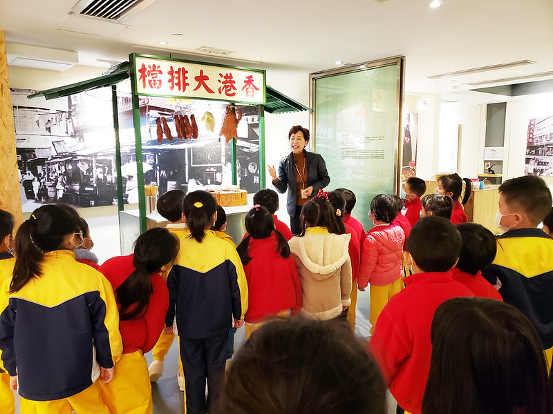參觀稻香飲食文化博物館~愛級(K3)