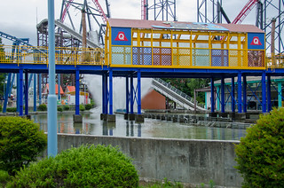 Photo 5 of 10 in the Fuji-Q Highland gallery