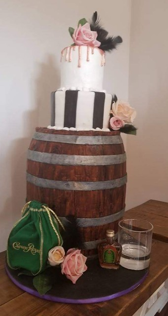 Cake by Britney Chastine Paddie Cakes