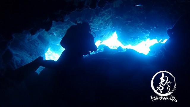 洞窟に夢中なBongに夢中^皿^