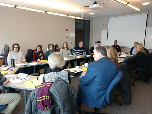 United Way - vision council inaugural meeting March 1, 2019
